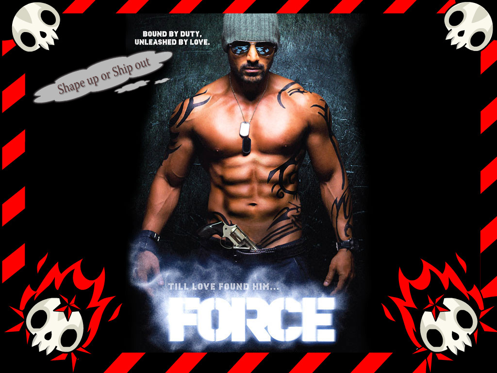 John Abraham Photos In Force Movie